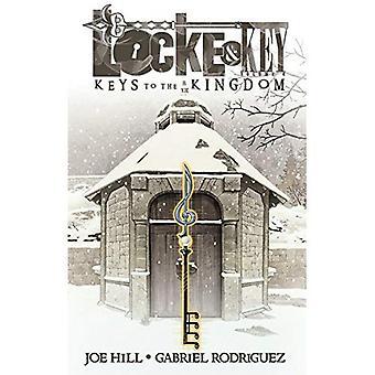 Locke & clé Volume 4: Keys to the Kingdom TP (Locke & clé (Idw)
