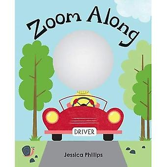 Zoom Along [Board book]