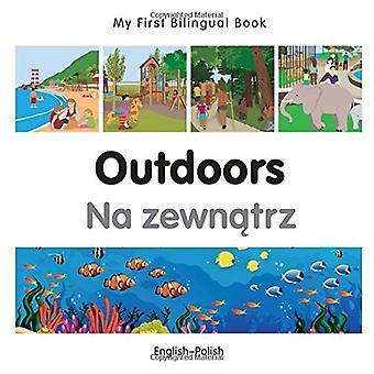 Min första tvåspråkiga bok - utomhus - polsk-engelska