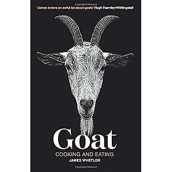 Geit: Koken en eten