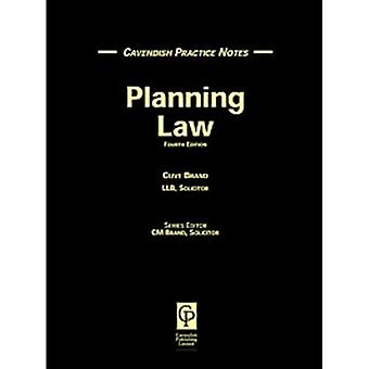 Practice Notes on Planning Law