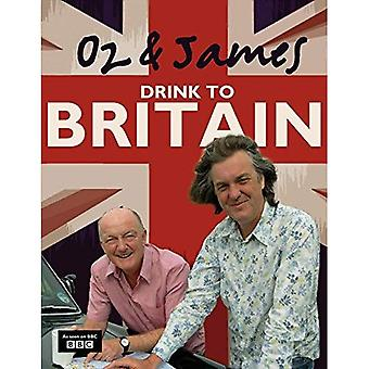 Oz und James trinken nach Großbritannien