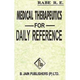 Daily Reference Homoeopathic Therapeutics: Including Dosage and Biochamic Remedies