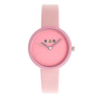 Crayo Blade Unisex Watch - Pink