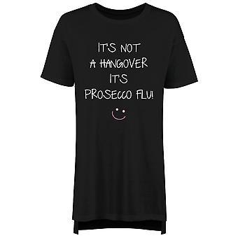 Hangover Prosecco Flu Nightie