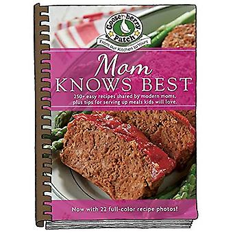 Mom Knows Best: Updated with Photos (Everyday Cookbook Collection)