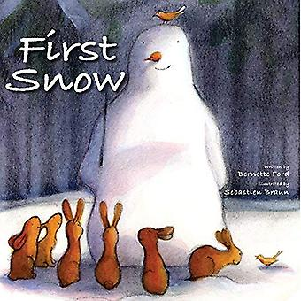 First Snow [Board book]