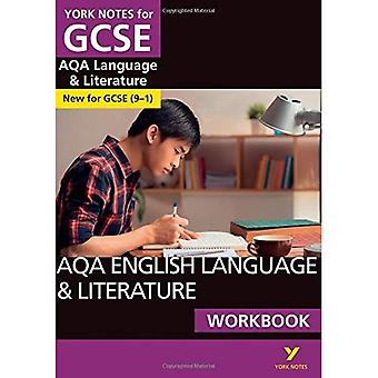 AQA English Language and Literature Workbook: York Notes for GCSE (9-1) - York Notes