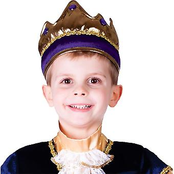 Purple Crown For Children
