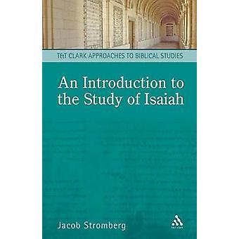 Een inleiding tot de studie van Jesaja door Stromberg & Jacob