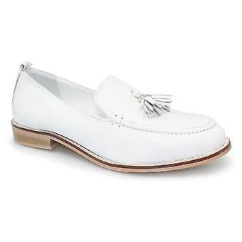 Lunar Leigh Leather Tassel Loafer