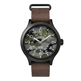 Timex Expedition Scout TW4B06600D7 menns klokke
