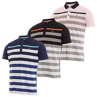 Calvin Klein Mens 2019 Velocity Polo Shirt