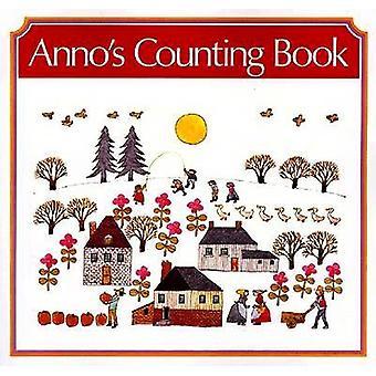 Anno's Counting Book Big Book by Mitsumasa Anno - Mitsumasa Anno - 97