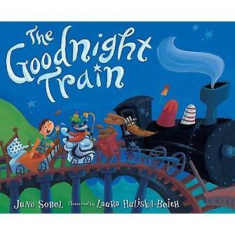 Le train Goodnight par June Sobel-9781328740021 livre