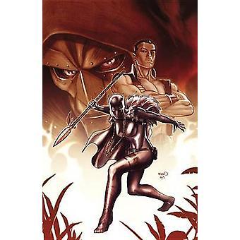 Black Panther - Doomwar by Jonathan Maberry - Reginald Hudlin - Will C