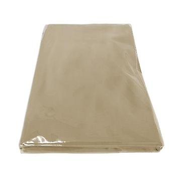 Cotton Slip Cover for Double Futon Mattress - Stone