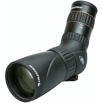 Celestron Hummingbird 9-27x56mm ED angular micro Spotting Scope com estojo de transporte
