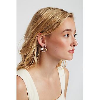 Louche Terah Earring Gold