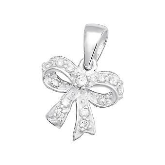 Bue - 925 Sterling sølv juveler anheng - W16733X