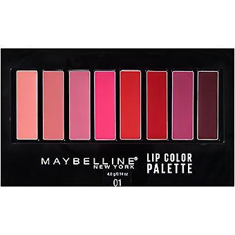 Maybelline Lip Studio Lip Color Palette, 0.14 oz.