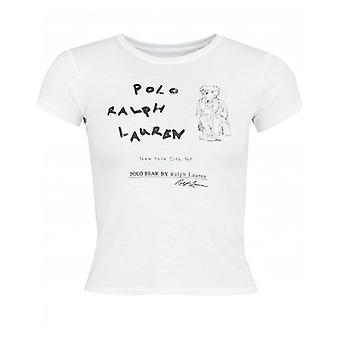 Polo Ralph Lauren Baby Bear Tee