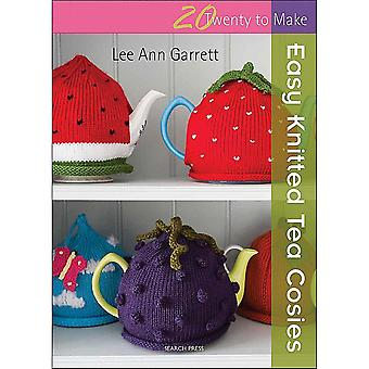 Search Press Books-Easy Knitted Tea Cozies(20 To Make) SP-10108