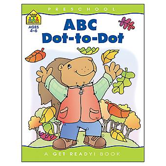 Preschool Workbooks 32 Pages Abc Dot To Dot Szpresch 02070