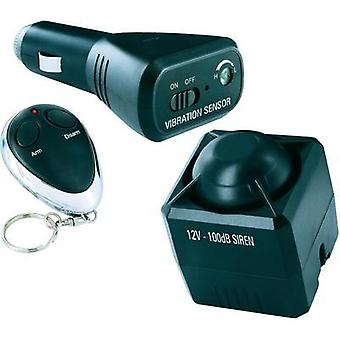 Car alarm Universelle Autoalarmanlage ELRO incl. remote control, In-car survei
