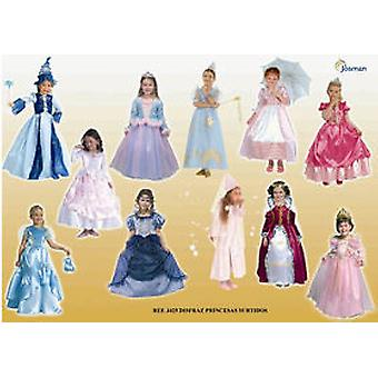 Josman Princesses Costume (Assorted) Size 3 (Kids , Toys , Costumes)