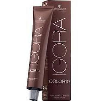 Schwarzkopf Professional Igora Color 10 7.57 (Woman , Hair Care , Hair dyes , Hair Dyes)