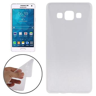 Samsung Galaxy A3 transparent fodral cover silikon