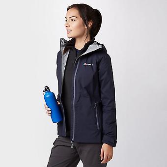 New Berghaus Women's Stormcloud Walking Jacket Black
