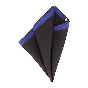 Strellson handkerchief Hanky Cavalier cloth silk black Navy