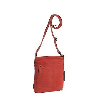Dr Amsterdam shoulder bag Olive Red
