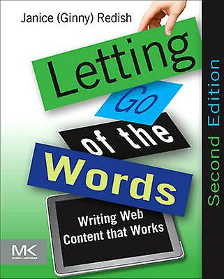Letting Go of the Words by Janice Ginny rougeish