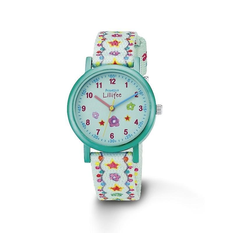 Princess Lillifee clock kids watch Girls PLFU / 12-478243