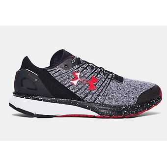 Under Armour charged Bandit 2 running shoe mens black 1273951-004