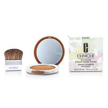 Clinique True Bronze Pressed Powder Bronzer - No. 02 Sunkissed - 9.6g/0.33oz