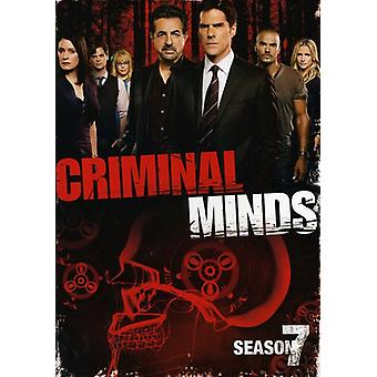 Criminal Minds - Criminal Minds: Season 7 [DVD] USA Import