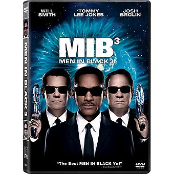 Jones/Smith - Men in Black 3 [DVD] USA import