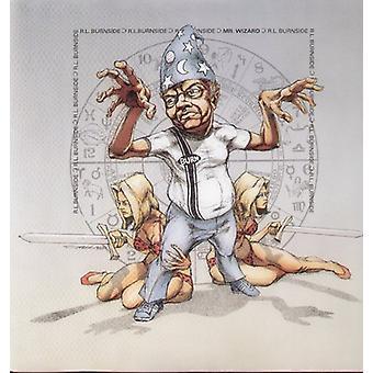 R.L. Burnside - Mr. Wizard [Vinyl] USA import