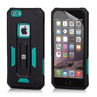 32e harde Defender case voor Apple iPhone 6 Plus / 6S Plus - Deep Blue