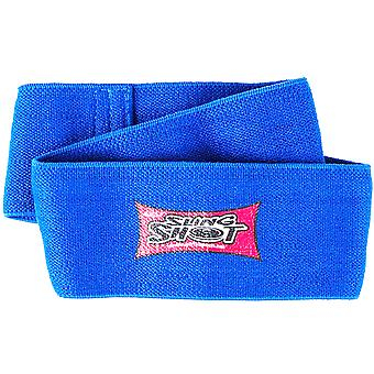 Sling Shot Hip Circle Level 2 Elastic Hip & Glute Strength Training Support-Blue