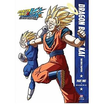 Dragon Ball Z Kai: Les derniers chapitres - importation USA Part One [Blu-ray]