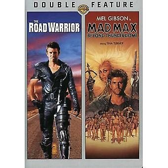 Road Warrior/Mad Max: Beyond Thunderdome [DVD] USA importieren