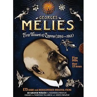 Georges Méliès-første guiden af Cin [DVD] USA importerer