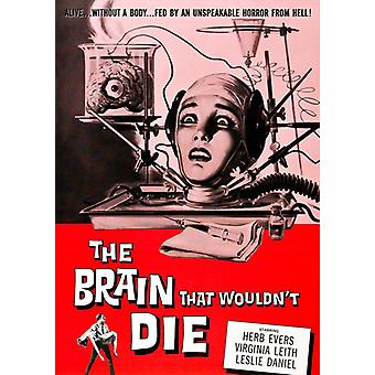 Brain That Wouldn't Die [DVD] USA import