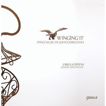 J. Corigliano - Winging det: Klaver musik af John Corigliano [CD] USA import