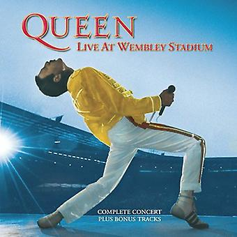 Queen - Live på Wembley Stadium [CD] USA import
